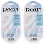 PEARL - 2 Small + 2 Large replacement heads