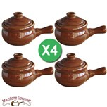 Maxstone Gourmet - Set van 4