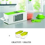 Magic dicer Express + 2 Opbergdozen GRATIS