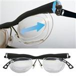 Vizmaxx, bril met zelf aanpasbare glazen