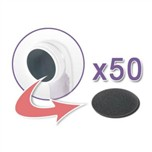 50 Refills Dermaseta