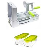 Veggie Cutter machine + Set Container