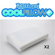 Restform Cool Pillow 1+1 GRATIS
