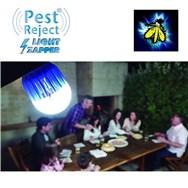 Pest Reject Light Zapper x1