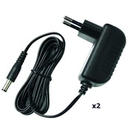 Fast Cooler x2 + 2 AC Adapter