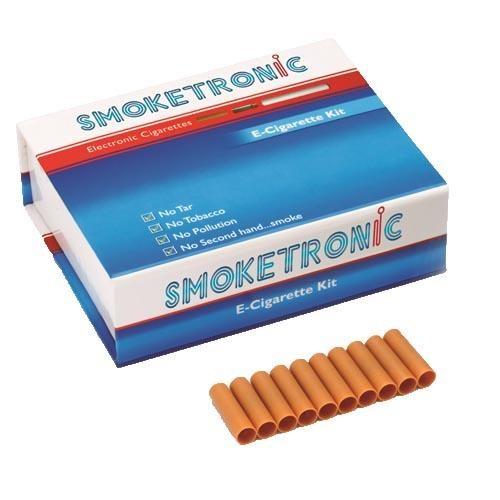 Smoke tronic + 10 hervulligen