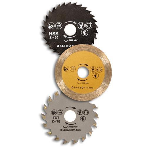 Rotorazer Blades X3