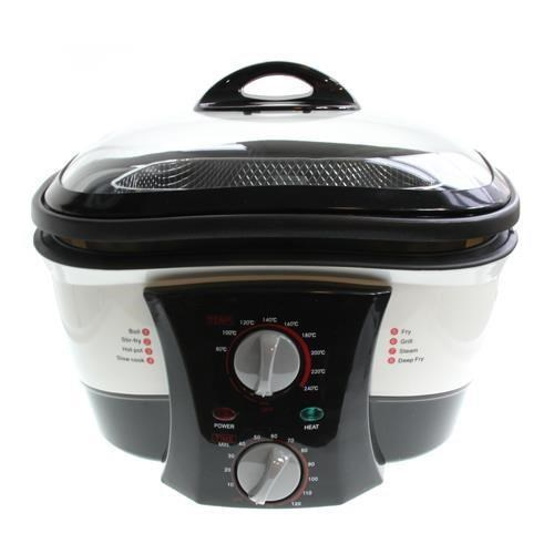 House Master Deluxe - Multicooker 8 in 1