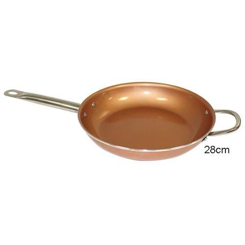 Starlyf Copper Pan 28cm