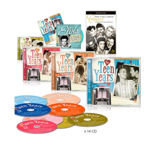 Teen Years Deluxe Pack