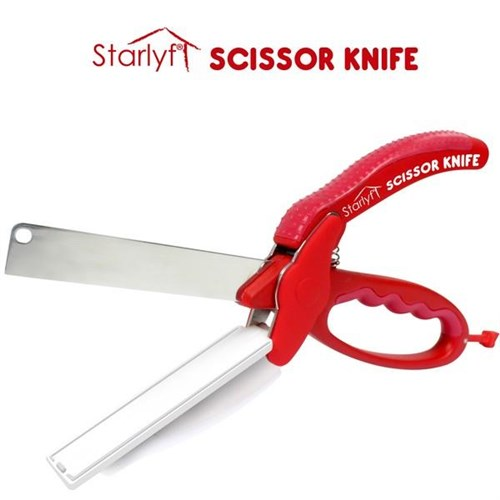 Starlyf Scissor Knife