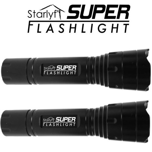 Super Flashlight Pack of 2