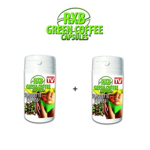RXB Green Coffee 2+2 Gratis