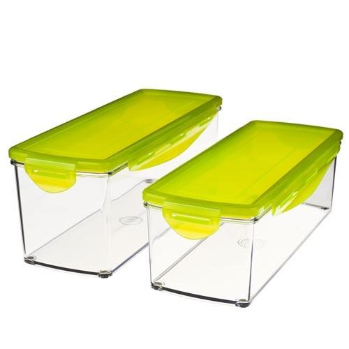 Garlic Cutter + Set Container Nicer Dicer