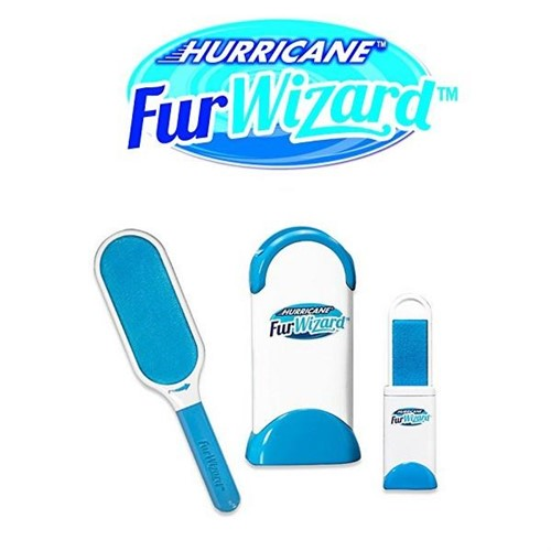Hurricane Fur Wizzard x3