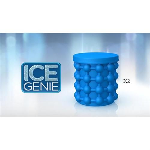 Ice Genie 1+1, Ice cube maker