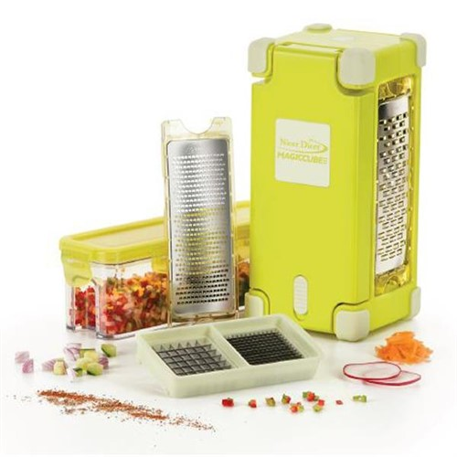 Nicer Dicer Magic Cub - 9 stuks