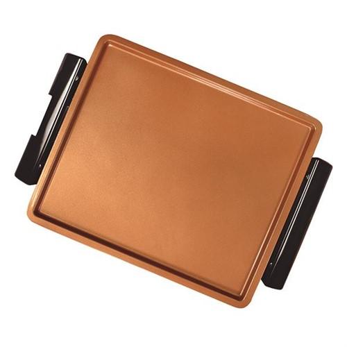 Starlyf Smokefree Grill Copper + Plancha