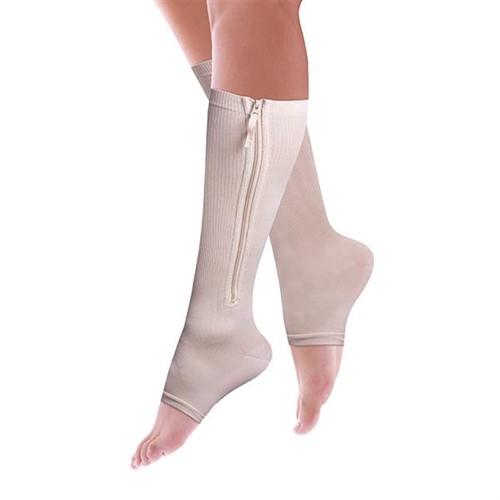 Vital Socks Black + Nude