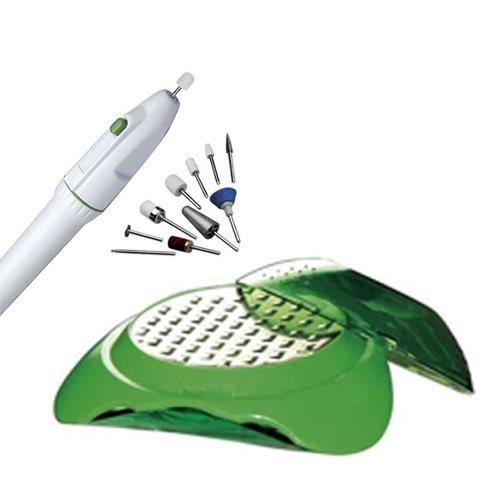Pedi Genie + Electrische manicure set