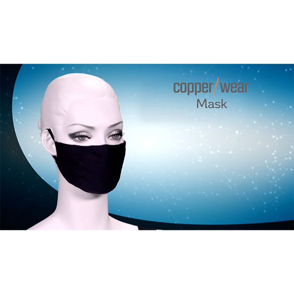 Copper Wear Mask X4